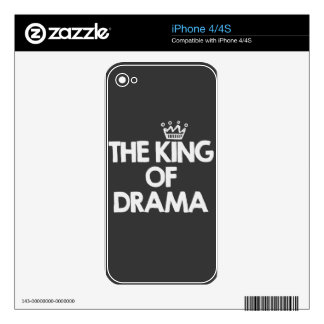 The king of drama skins for iPhone 4