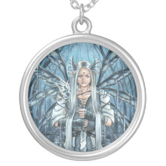 The King of Fairies Round Necklace