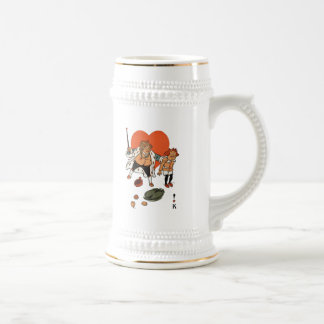 The King Of Hearts Mugs