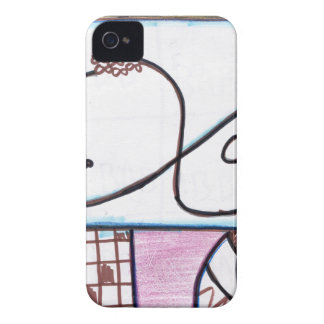 The King of Infinite Pattern iPhone 4 Covers