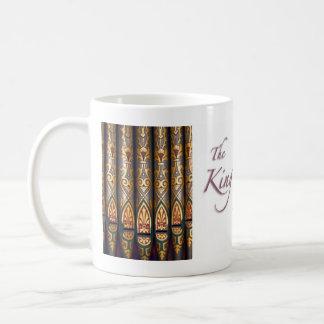 The King of Instruments organ mug