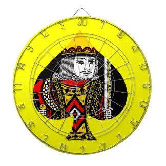 The King of Spades Dart Board