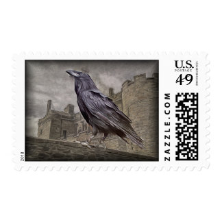 The king of the crows postage