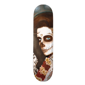 The King Of The Dead Skateboard