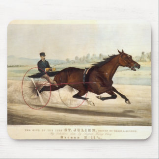 The King of the Turf, 'St. Julien' Mouse Pad
