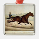 The King of the Turf, 'St. Julien' Christmas Ornaments