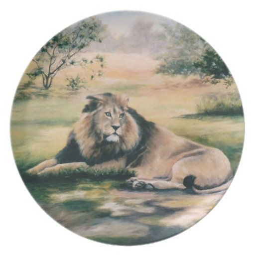 The King Plate