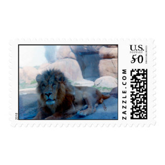The King Postage