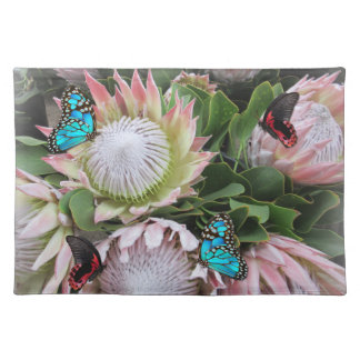 The King Protea Placemat