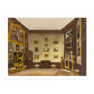 The King s Writing Closet Hampton Court from Th Post Card