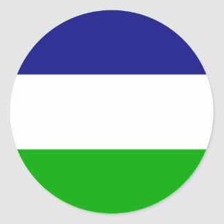 the Kingdom Araucania and Patagonia, Chile Stickers