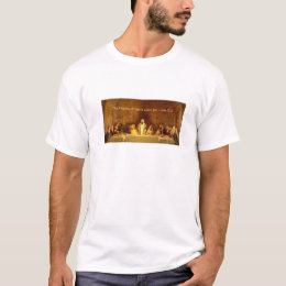 The Kingdom of God is Within You - Luke 17:21 T-Shirt