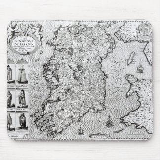 The Kingdom of Ireland Mousepad