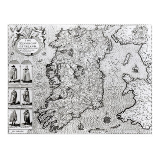 The Kingdom of Ireland Post Cards