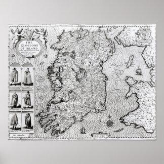The Kingdom of Ireland Poster
