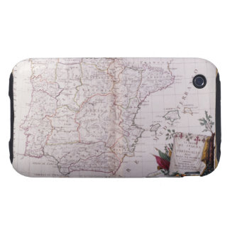 The Kingdom of Spain Tough iPhone 3 Case