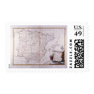 The Kingdom of Spain Postage Stamp