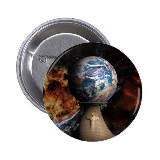 The Kingdom Pinback Button