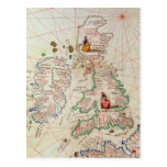 The Kingdoms of England and Scotland Post Card