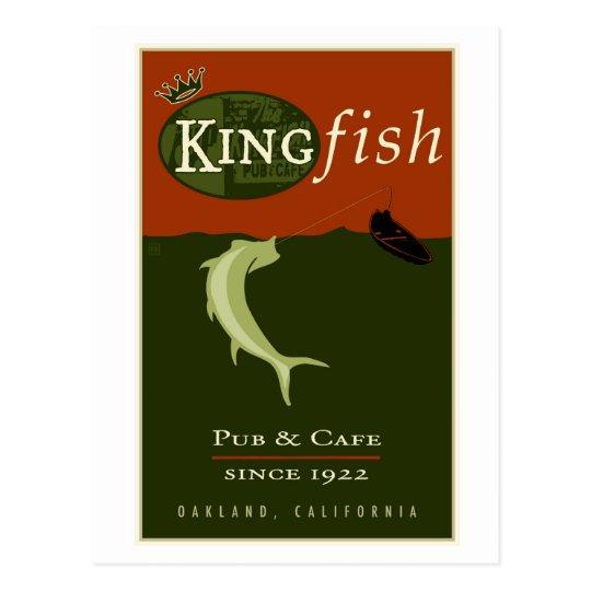 the Kingfish Postcard