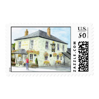 'The Kings Arms (Luxulyan)' Postage