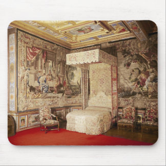 The king's bedchamber mouse pad