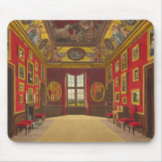 The King's Closet, Windsor Castle, from 'Royal Res Mouse Pad