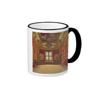 The King's Closet, Windsor Castle, from 'Royal Res Coffee Mug