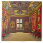 The King's Closet, Windsor Castle, from 'Royal Res Ceramic Tiles