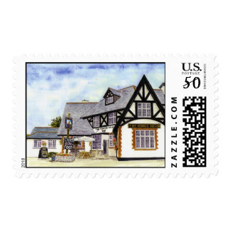 'The King's Head' Postage