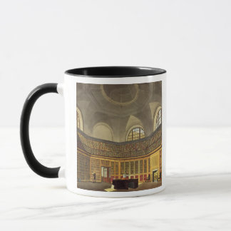 The King's Library, Buckingham House, from 'The Hi Mug