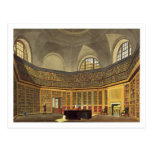 The King's Library, Buckingham House, from 'The Hi Post Cards