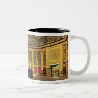 The King's Library, Buckingham House, from 'The Hi Two-Tone Coffee Mug