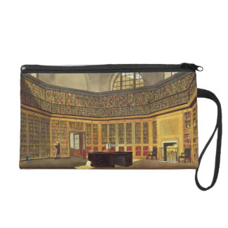 The King's Library, Buckingham House, from 'The Hi Wristlet Purse