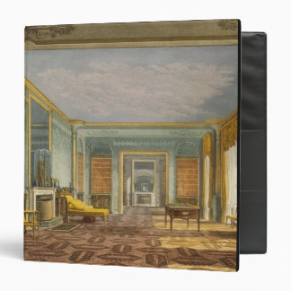 The King's Library from Views of The Royal Pavilio Vinyl Binder