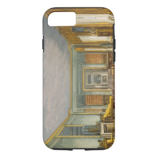 The King's Library from Views of The Royal Pavilio iPhone 8/7 Case
