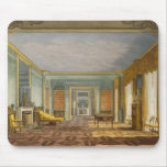 The King's Library from Views of The Royal Pavilio Mouse Pad