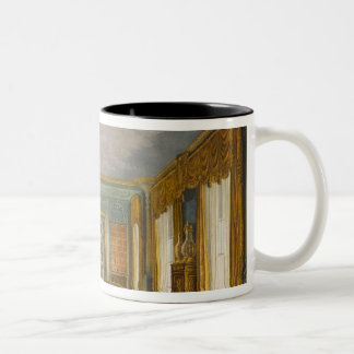 The King's Library from Views of The Royal Pavilio Coffee Mug