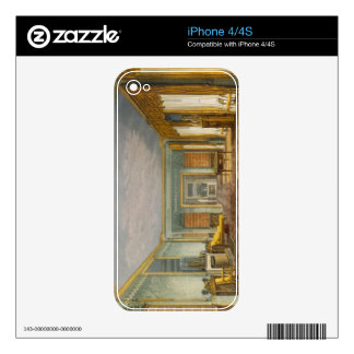 The King's Library from Views of The Royal Pavilio Skins For The iPhone 4