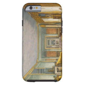 The King's Library from Views of The Royal Pavilio Tough iPhone 6 Case