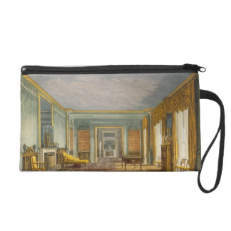 The King's Library from Views of The Royal Pavilio Wristlet Purses