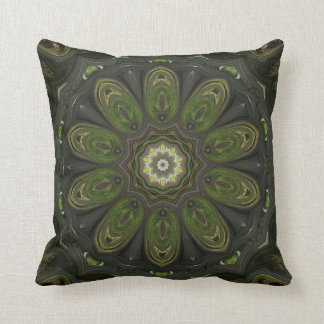 The Kings Mansion. Throw Pillow