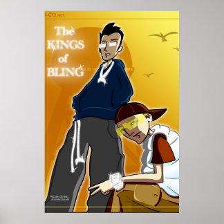 The Kings of Bling Poster