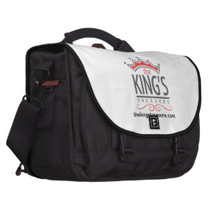 The King's Treasure Official Merchandise Store Laptop Computer Bag