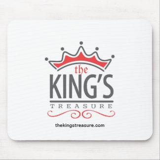 The King's Treasure Official Merchandise Store Mouse Pad