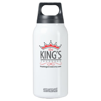 The King's Treasure Official Store Insulated Water Bottle