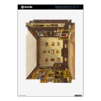 The King's Writing Closet, Hampton Court, from 'Th iPad 3 Skins