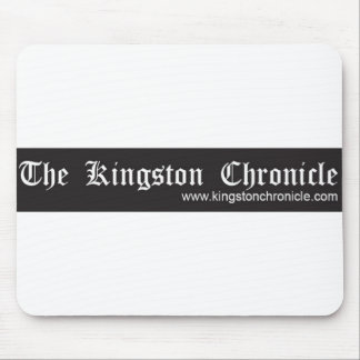 The Kingston Chronicle Mouse Pad