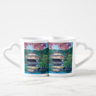 The Kinkakuji Temple - Mugs