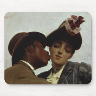 The Kiss 1887 Mouse Pad